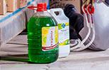 Etichette prodotti chimici