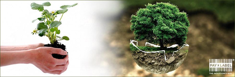 Etichette ecosostenibili